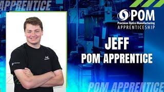 Meet our Apprentice Jeff