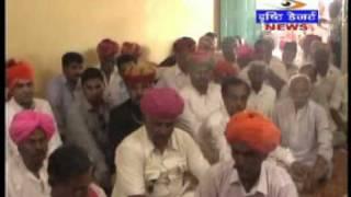 Barmer Royal Coronation (Raj Tilak) ceremony video of Rawat Tribhuwan Singh Rathore Barmer