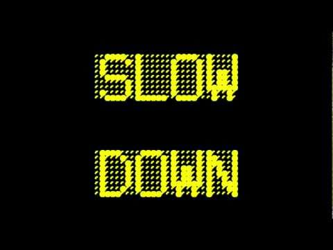 Slow Down Move Over For Towing Operators