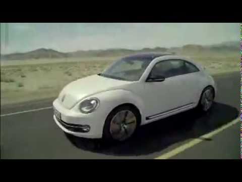 Volkswagen Beetle 2012 Driving Beauty Shots