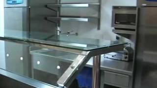 Staff Canteen by Rhine Kitchen Equipment LLC In a five star hotel in Downtown Burj Dubai