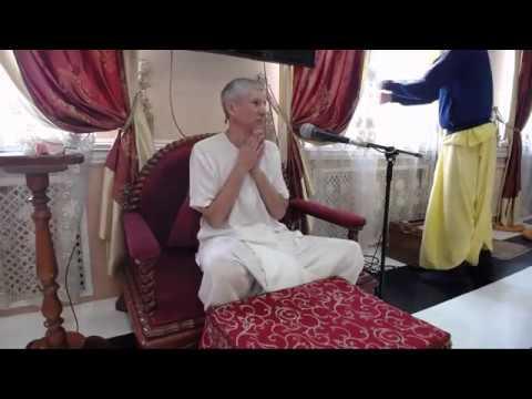 Шримад Бхагаватам 4.17.27 - Кришна Смаранам прабху