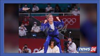 """""""Tokyo 2020"""", Kosova """"vishet me ar"""", Nora Gjakova i dhuron një tjetër medalje Olimpike"""