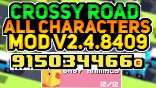 Husky's Roblox Obby V2 Crossy Road Hack V2 4 8409 All Characters Unlimited Coins Modded Apk 2018