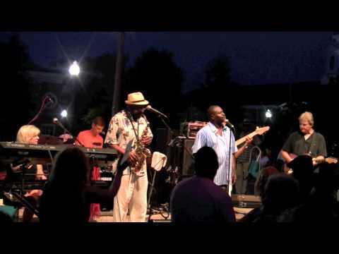 The Midnighters at Wilson Park for WC Handy Festival 2013 1080p
