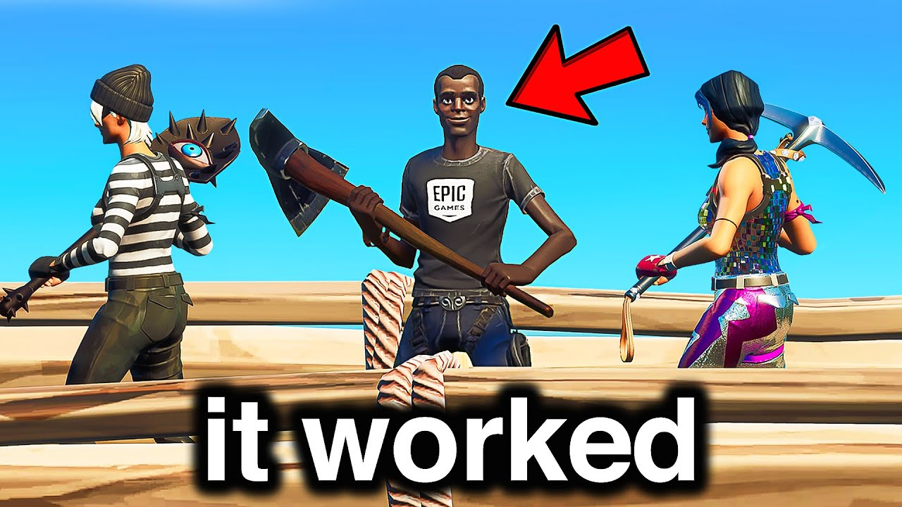 Download I Cheated With Unreleased Skins In Fortnite Fashion Shows...
