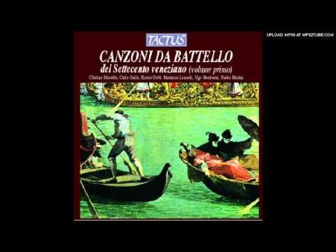 24 - Canzoni da battello del settecento veneziano