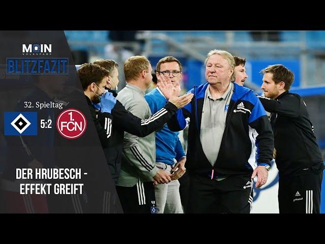 Scholles Blitzfazit zum Spiel | HSV 5:2 1. FC Nürnberg / Saison 20/21 | #019