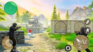 Commando Adventure Assassin - Android GamePlay HD - FPS Games Android