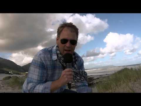 Prova vin på surfarstranden, Gone Surfing i Kapstaden på vinmässa CapeWine 2012