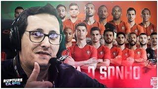 ZORLAK - OS 23 CONVOCADOS DE PORTUGAL PARA O MUNDIAL 2018