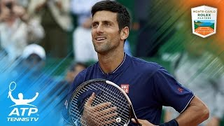 Nadal, Djokovic into quarter-finals | Monte-Carlo Rolex Masters 2017 Day 5 Highlights