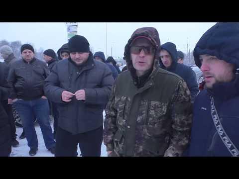 В Ярославле продолжают бастовать таксисты