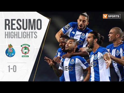 FC Porto Maritimo Goals And Highlights