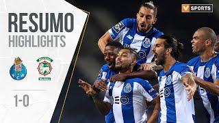 Highlights   Resumo: Fc Porto 1-0 Marítimo Liga 19/20 #26
