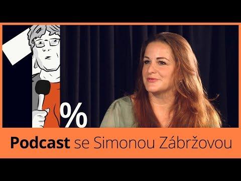 Jedno procento Miloše Čermáka ... se Simonou Zábržovou