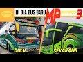 Pengambilan Bus Mekar Prima Jetbus 3 di Adiputro