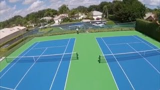 FDC Hard Court Resurfacing