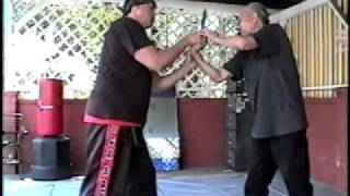 Indonesian Martial Arts.Pencak-Silat training 3