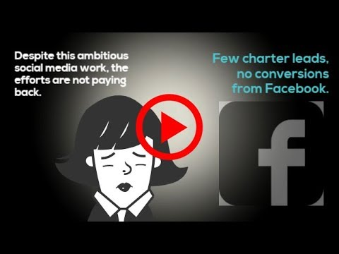 No Yacht Charter Leads via Facebook