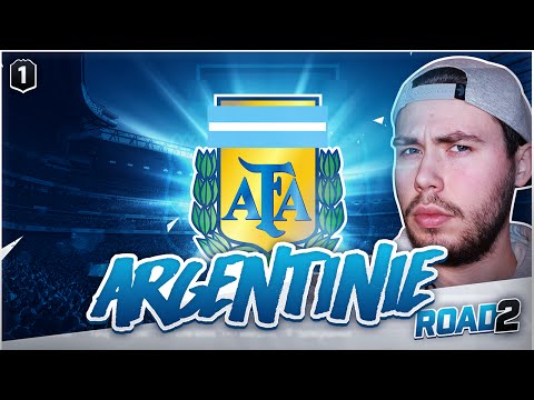 ROAD TO ARGENTINIË #1 | HET BEGIN | FUT16