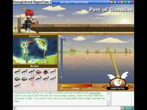 Gaia Fishing Bot