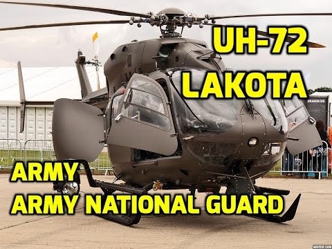 UH-72 LAKOTA HELICOPTER (EC-145)