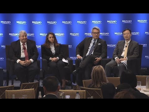 Global Mizuho Economist  Panel: The Move Away from Accommodation – Mizuho Investor Conference