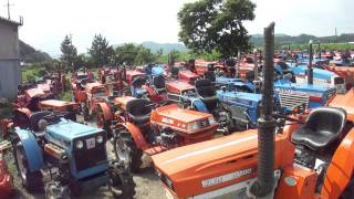 JAPAN USED TRACTORS (SUNROUTEJAPAN CO.,LTD)