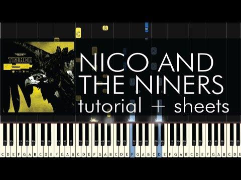 Twenty One Pilots - Nico and the Niners - Piano Tutorial + Sheets