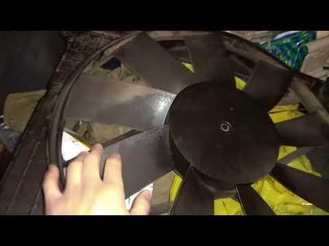 Мерседес W220 альтернатива вентилятора охлаждения радиатора(Деффузор)