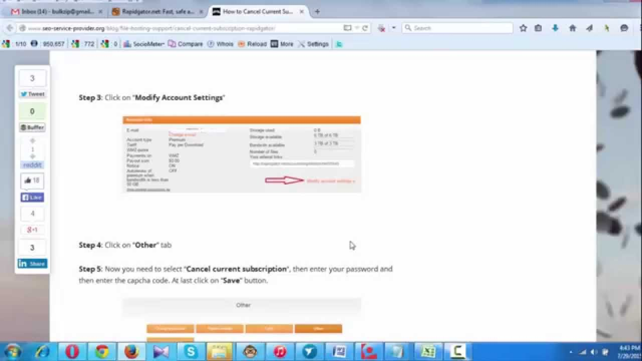 Depfile premium account password - How To Cancel Current Subscription Of Your Rapidgator Net Account Youtube