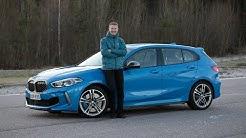 Testissä BMW:n uusi 1-sarja (Teknavi 2020)