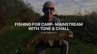 Fishing for Carp in Cambridgeshire - Mainstream with Tone & Chall