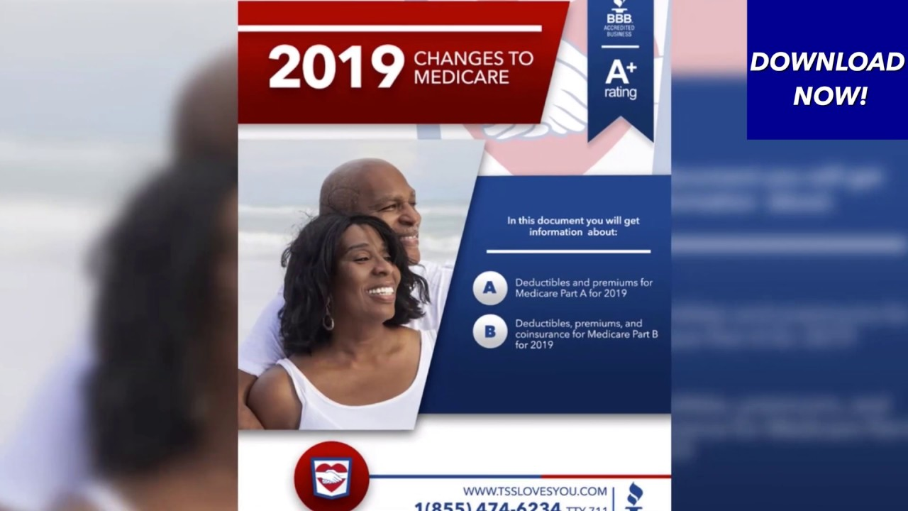 Download your FREE Guide! - 2019 Changes to Medicare