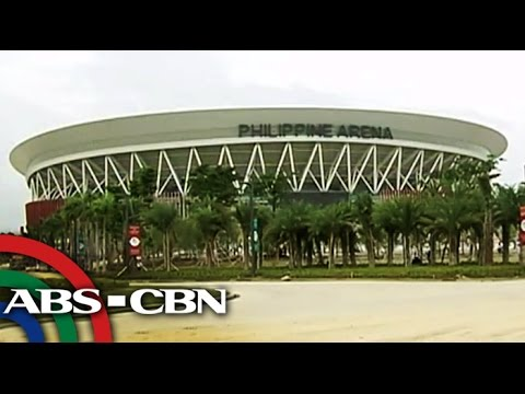 UKG: INCs Philippine Arena bigger than Mall of Asia