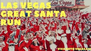 Las Vegas Great Santa Run VIVA GOTH VEGAS #51