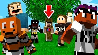 SIDEMEN HIDE & SEEK in MINECRAFT (Sidemen Gaming)