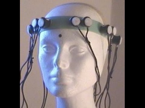 GOD HELMET - NEW EXOTIC EXPERIMENT - Persinger, Koren, Psychic, telepathy, remote viewing neurophone