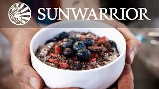 Super Food Breakfast: Strawberry Chia Pudding | Jason Wrobel