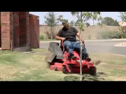 Lawn Care and Wind - ABC