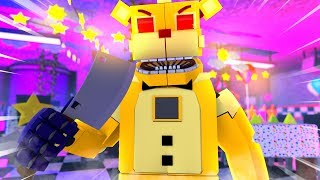 Golden Freddy Murder Mystery ?! | Minecraft FNAF Roleplay