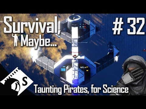 Survival, Maybe... #32 Taunting the Pirates (Survival with tips & tricks thrown in)