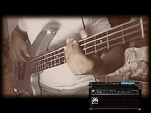 311 Dyer Maker Bass Cover Youtube