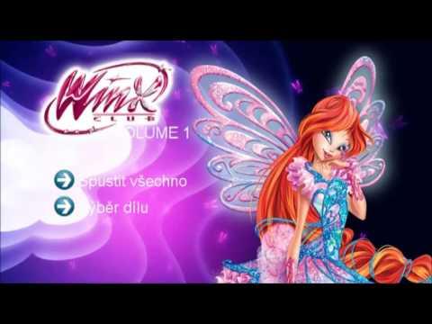 Winx Club 7 VOLUME 1 - DVD Menu
