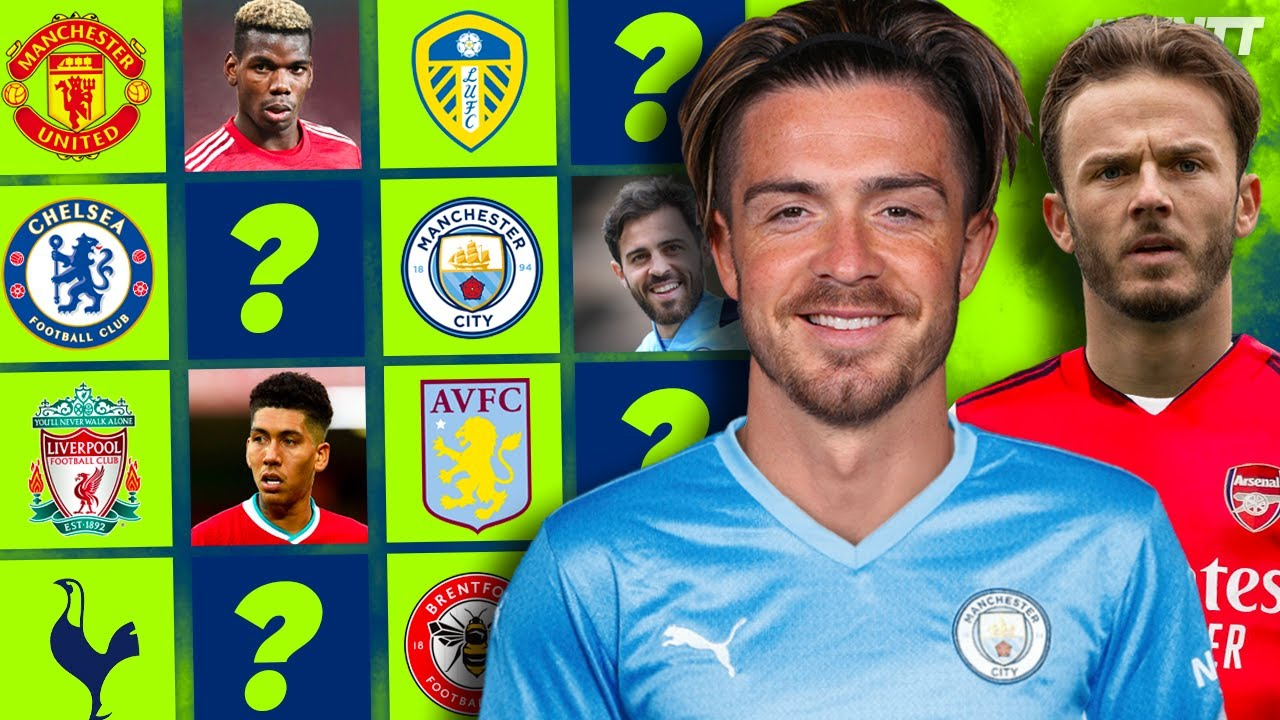 ONE PLAYER EACH PREMIER LEAGUE CLUB NEEDS TO SELL!   #WNTT
