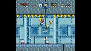 Super Mario World - 100% Walkthrough, Part 19: Vanilla Fortress & Butter Bridge 1