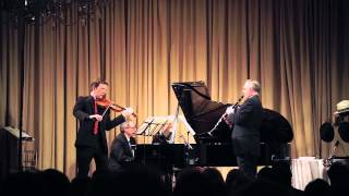 Chamber Music Society of Palm Beach 2015 - Bartok Contrasts