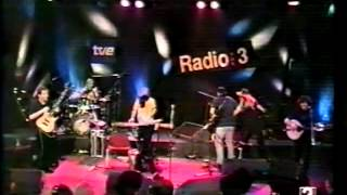 CAPERCAILLIE LIVE - Spain TV (1998)