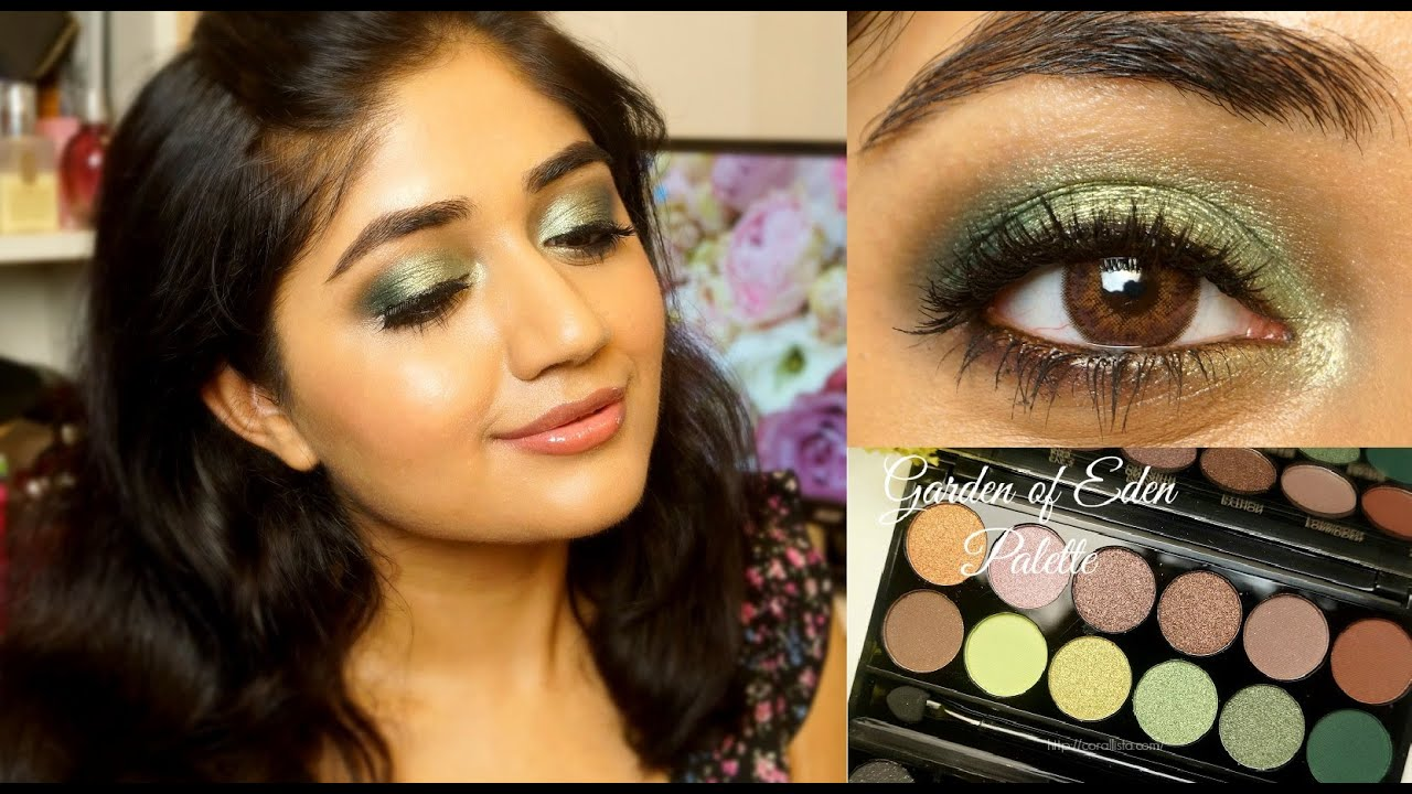 Easy makeup tips for green eyes